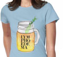 Lymphoedema Tea Womens Fitted T-Shirt