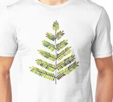 Green Leaflets Unisex T-Shirt