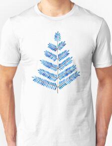 Blue Leaflets T-Shirt