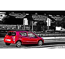 Cars in Dortmund Photographic Print
