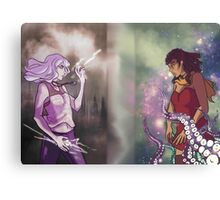 Children of the Storm Canvas Print