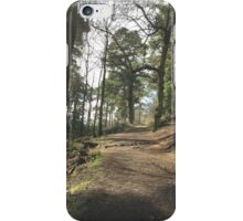Wander in the Woods iPhone Case/Skin