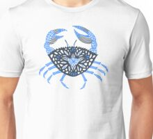 Blue Crab Unisex T-Shirt