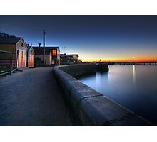 Blackrock Walk Photographic Print