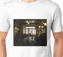 Cafe Atmosphere - Barcelona - Spain Unisex T-Shirt