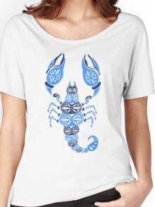 Blue Scorpion Women's Relaxed Fit T-Shirt