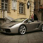 Lamborghini Gallardo Spyder Italy by Pavle