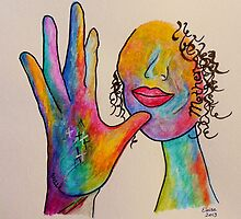 MOTHER - American Sign Language ASL by EloiseArt