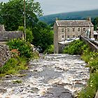 Gayle Mill - Hawes by Trevor Kersley