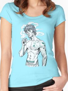 Zoinks! Women's Fitted Scoop T-Shirt
