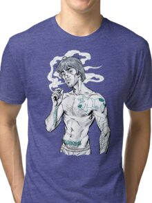 Zoinks! Tri-blend T-Shirt