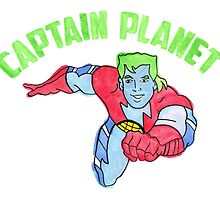 Captain Planet  by Monique Cutajar