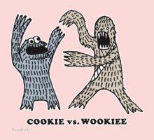 Cookie Vs. Wookiee Kids Tee