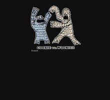 Cookie Vs. Wookiee Unisex T-Shirt