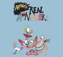 Real Monsters! Kids Tee