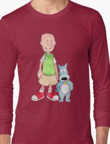 Doug and Porkchop Long Sleeve T-Shirt