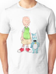 Doug and Porkchop Unisex T-Shirt