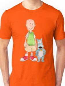 Doug and Porkchop Unisex T-Shirt