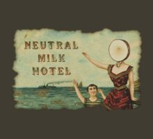 Neutral Milk Hotel by stella4star
