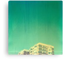Morecombe High Rise Canvas Print