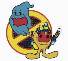 GB PACk-MAN (Cab Colors) v.2 Kids Tee