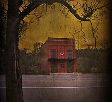 Just Across The Road by Laurie Search