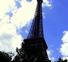 Nous en Paris encore!! C'est magnifique comme toujours by Rusty  Gladdish