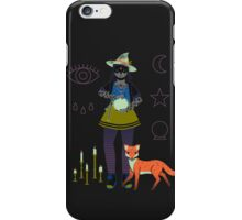 Witch Series: Crystal Ball iPhone Case/Skin