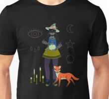 Witch Series: Crystal Ball Unisex T-Shirt
