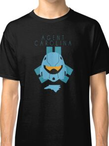Red Versus Blue | Project Freelancer: Carolina Classic T-Shirt