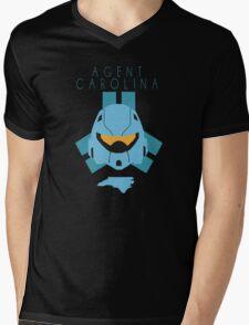 Red Versus Blue | Project Freelancer: Carolina Mens V-Neck T-Shirt