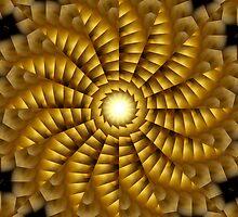 The Golden Spiral by xzendor7