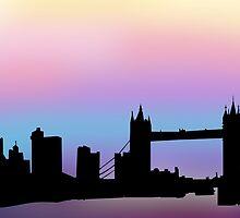 London Sky by EAMS