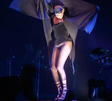 Grace Jones 2 Live in Concert by Ola Solanke