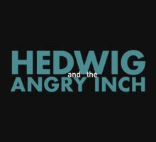 Hedwig and the Angry Inch - Aqua by Rebecca L