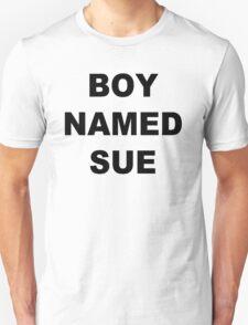 A Boy Named Sue T-Shirt