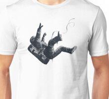 Death By Blackhole - Freefall Astronaut Unisex T-Shirt