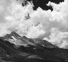 Sunshine Peak near Telluride by Stacie Forest