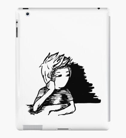 I Should Do Work, I'll Dream Instead iPad Case/Skin