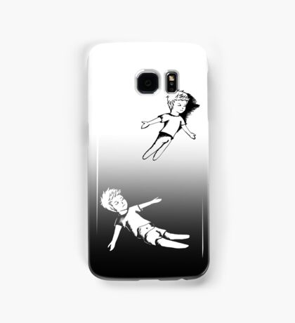 I Dreamt I Was Flying, In Reality I Was Falling Samsung Galaxy Case/Skin