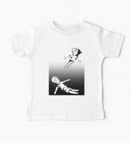 I Dreamt I Was Flying, In Reality I Was Falling Baby Tee