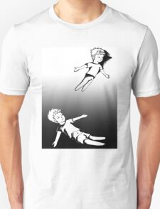 I Dreamt I Was Flying, In Reality I Was Falling T-Shirt