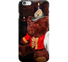Teddy The Fireman iPhone Case/Skin