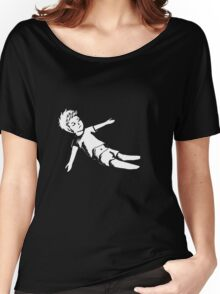 In Reality I Was Falling Women's Relaxed Fit T-Shirt