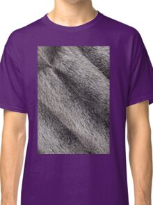 River rat coypu or nutria rough fur background Classic T-Shirt