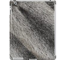 River rat coypu or nutria rough fur background iPad Case/Skin