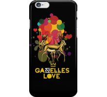 Gazelles Love iPhone Case/Skin