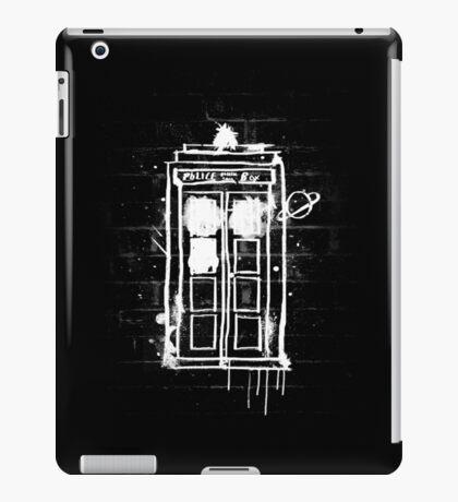 Time Lord Graffiti iPad Case/Skin