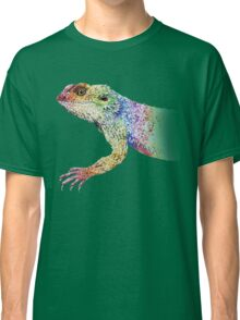 bearded dragon rainbow Mix Classic T-Shirt