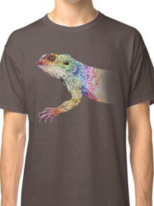 bearded dragon rainbow Mix Classic T-Shirt
